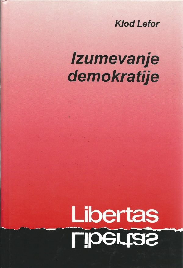 Izumevanje demokratije filip visnjic